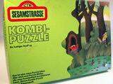 Sesamstrasse puzzles (Gruner+Jahr)