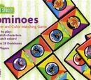 Sesame Street Dominoes (RoseArt)