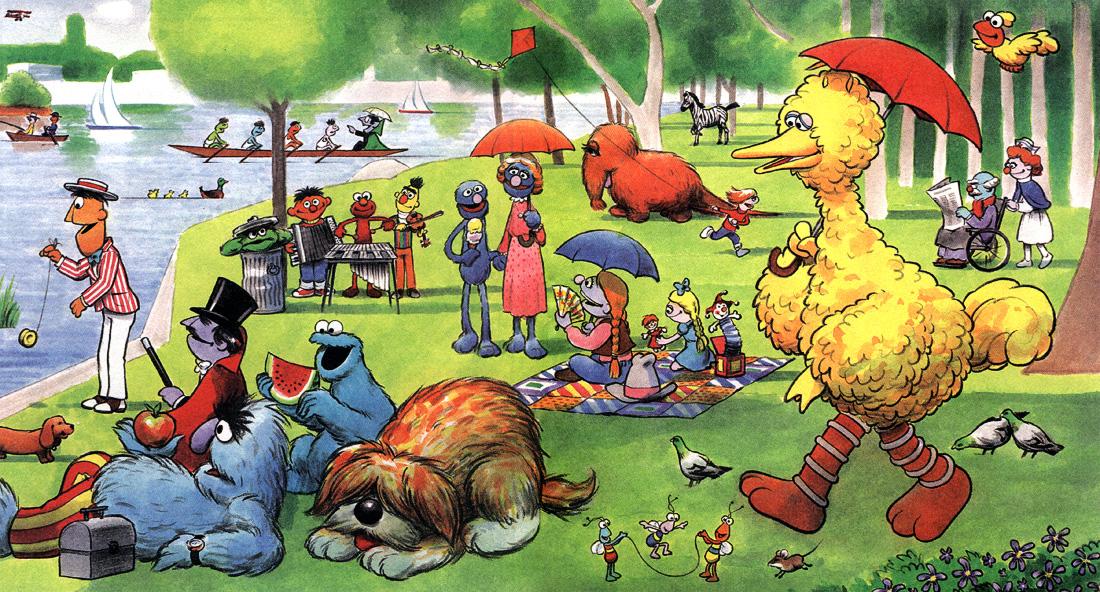 Georges Seurat   Muppet Wiki   FANDOM powered by Wikia