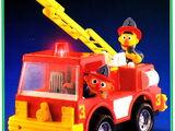 Shaking Fire Truck