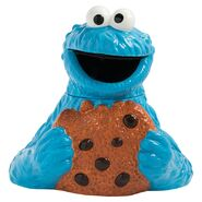 Vandor 2017 cookie monster jar