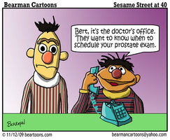 Bearmansesamestreetcartoon