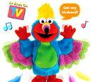 Bird's the Word Elmo