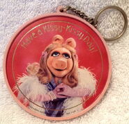 Hallmark keychain 1981 have a kissy day