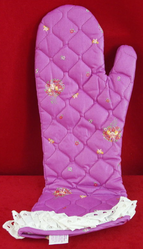 Jones new york at home 1980 miss piggy oven mitt 2