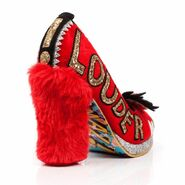 Louder louder heels 3