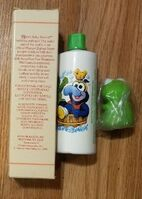 Muppet Babies bath set Avon box 01
