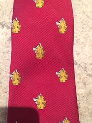 Muppet stuff 1981 miss piggy tie 2
