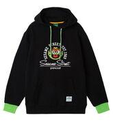Pancoat hoodie head oscar