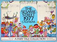The Sesame Street 1977 Calendar