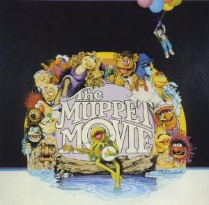 Muppet Movie poster- Richard Amsel