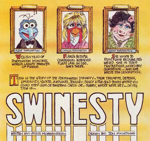 Swinesty