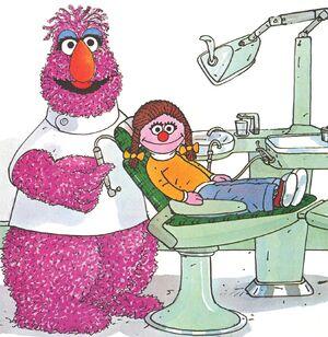 Telly dentist