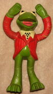 Uk bendy toy kermit