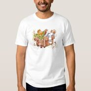 Zazzle scooter chair shirt