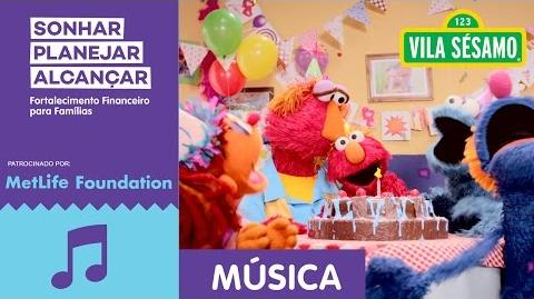 Aniversario do Elmo
