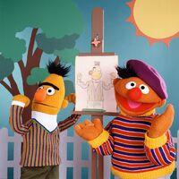 Bert's physique