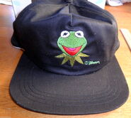 Dakin applause kermit collection cap 7