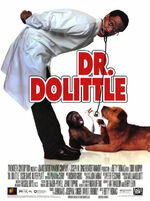 Dr Dolittle poster