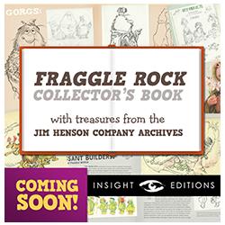 FraggleRock30-DownAtFraggleRockBook