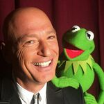 Howie and kermit