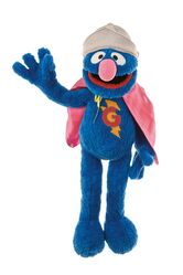 Living puppets super grover 65cm