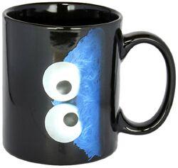 United labels 2014 mug cookie monster