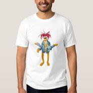 Zazzle pepe standing shirt