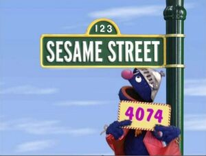 Sesame Street The Letter Of The Month Club.Episode 4074 Muppet Wiki Fandom Powered By Wikia