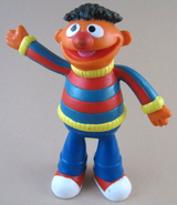 Applause pvc bendable ernie