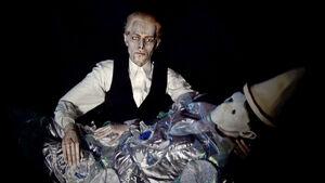 Creature Shop Bowie puppets