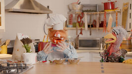 Muppets Now 102 Swedish Chef and Beverly Plume