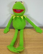 Play by play kermit plush muppets inc 1
