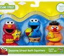 Sesame Street Bath Squirters (Playskool)
