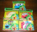 Sesame Street bags (Tropicana)