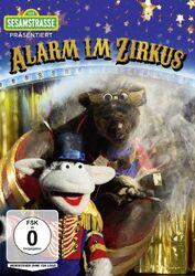 Sesamstrasse präsentiert- Alarm im Zirkus DVD (2019-04-26)