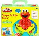 Shape & Spin Elmo