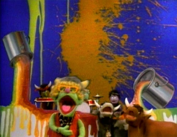 Wet Paint (Cerf/Stone) | Muppet Wiki | FANDOM powered by Wikia