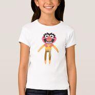 Zazzle animal pookalooz shirt