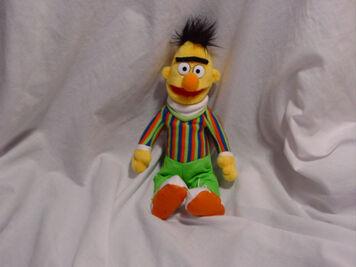 Bert 2004 Sesame Place Beanbag