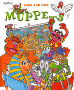 Look and Find Muppets