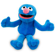 Sesame Street finger puppets (Gund)