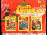 Muppets Poster Art