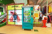Bossini sesame street pop up store 2014 2