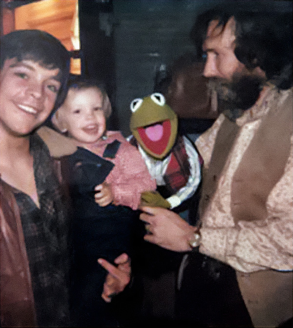 Mark Hamill son Kermit Jim Henson