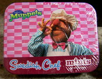 Muppet mints swedish chef
