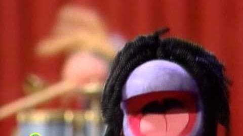 Sesame Street Worm Reggae