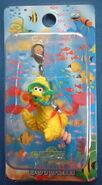 Sony scp mascot underwater big bird