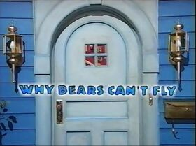 107 Why Bears Can't Fly