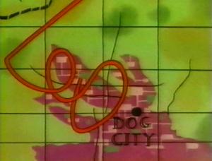 Dogcitymap